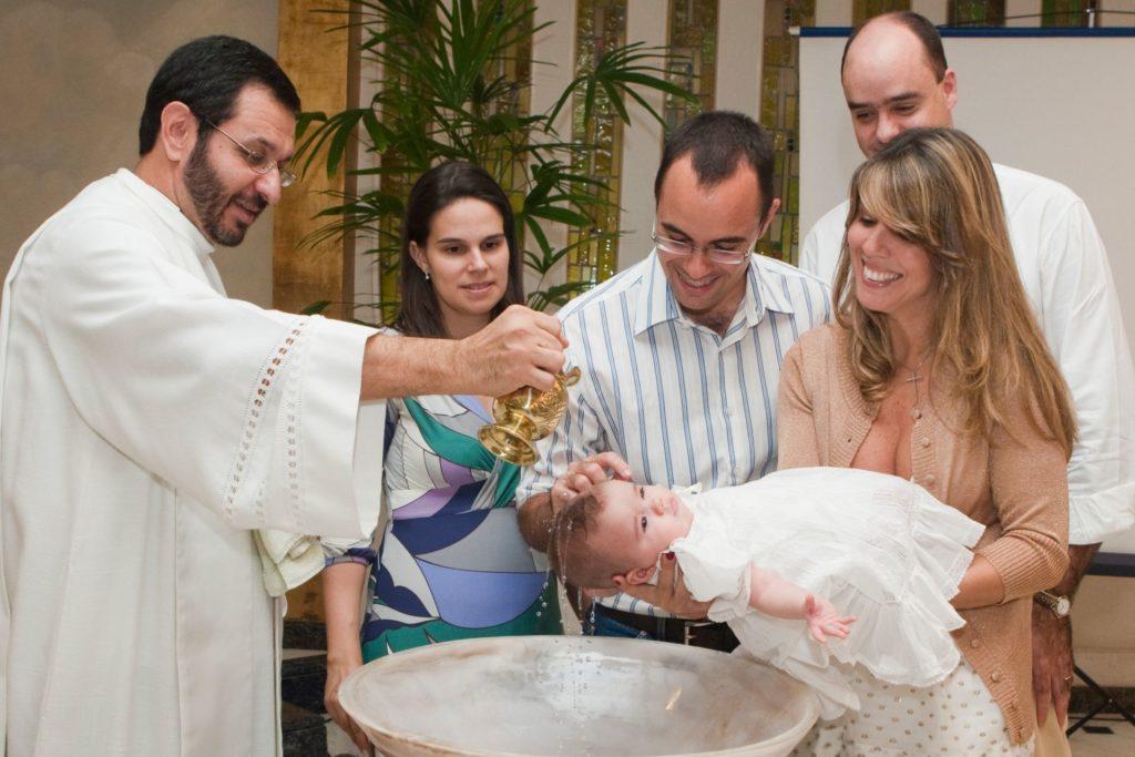 Batizado Alice