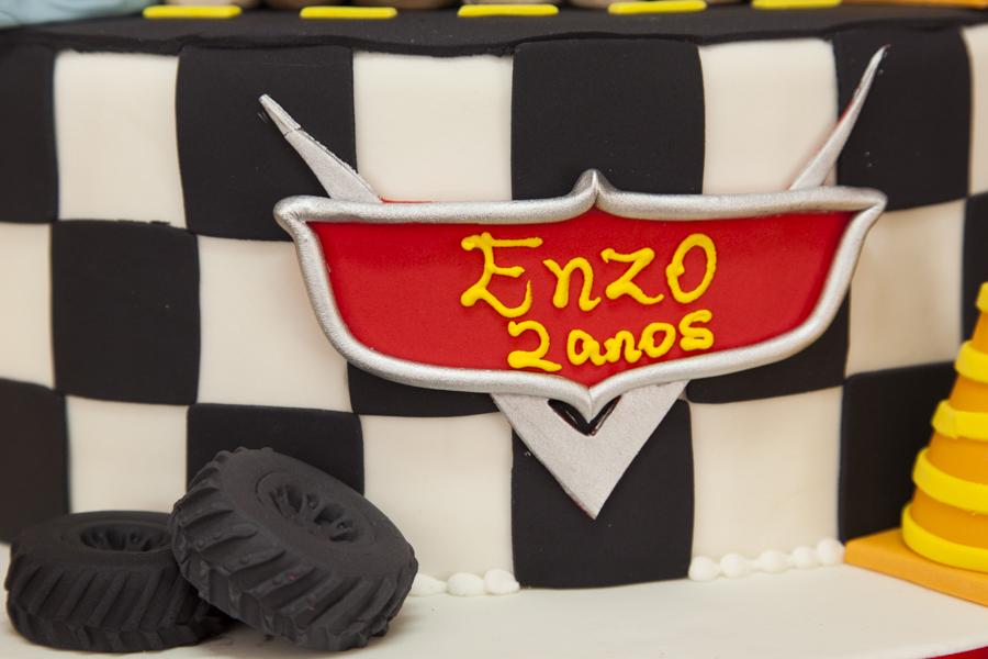 Aniversario Enzo 2 anos
