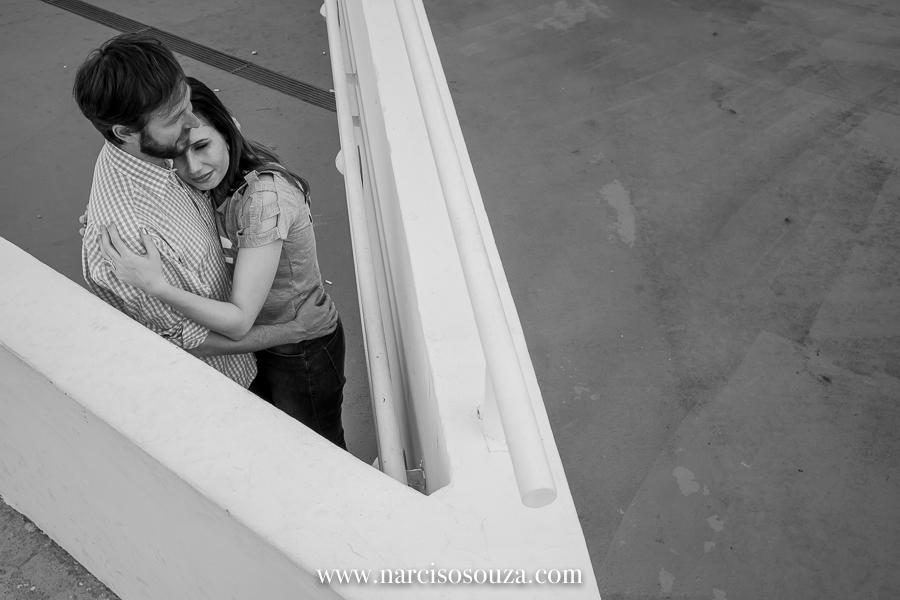 Sessão Pre Wedding Fabiana e Fernando